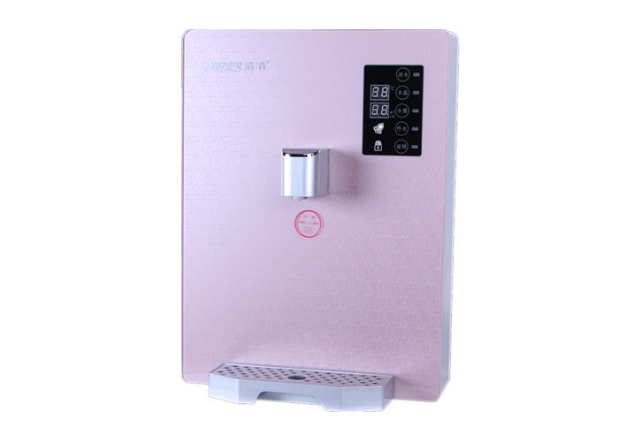 High Capacity Wall Mounted Hot Water Dispenser , Customized Commercial Instant Hot Water Dispenser